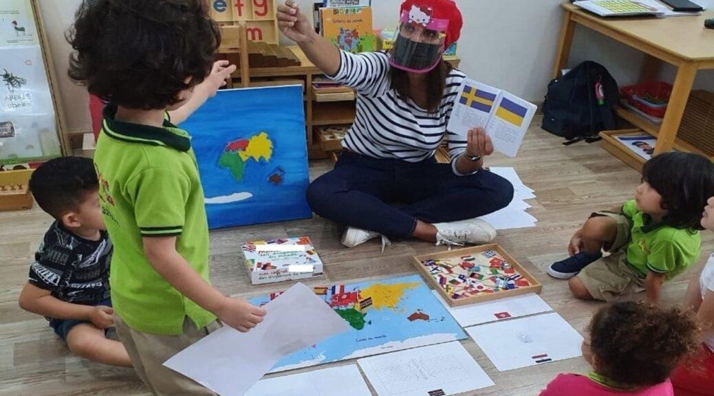 dubai french nursery