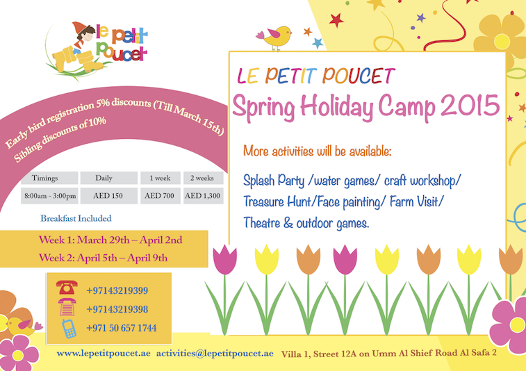 spring holiday camp-small