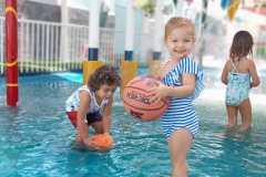 More Sports!  More Splash!  More Fun!